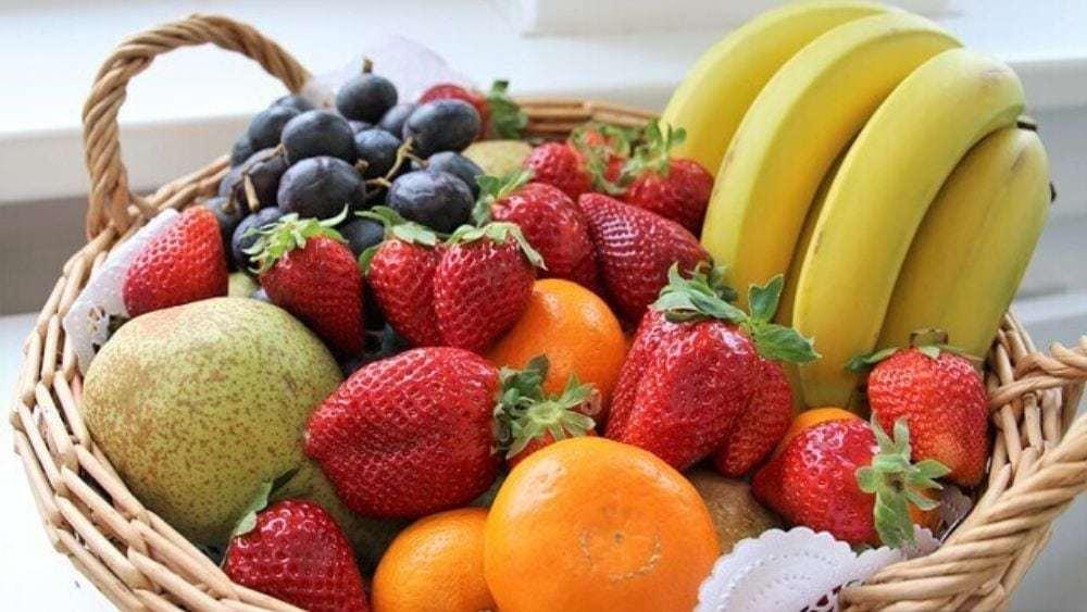 fruits du printemps