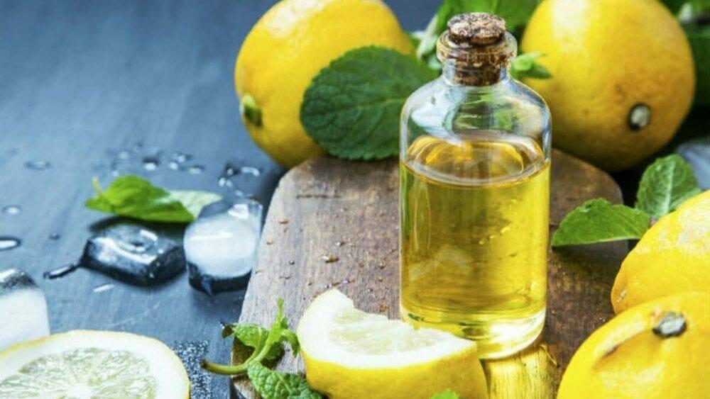 Huile essentielle de citron - bonne digestion