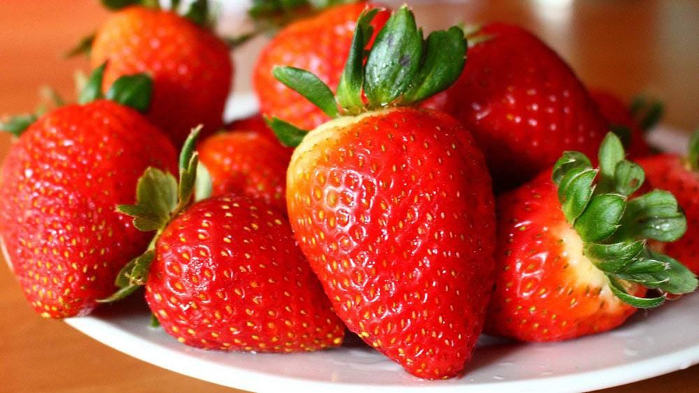 bienfaits des fraises