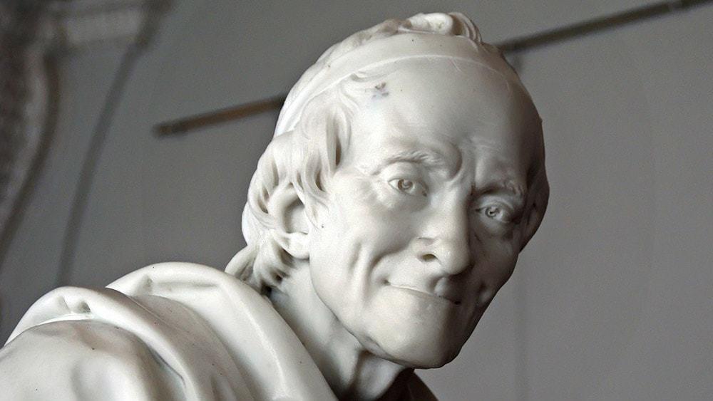 j'ai décidé d'être heureux Voltaire