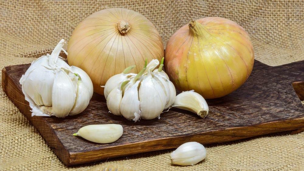 légumes à IG bas
