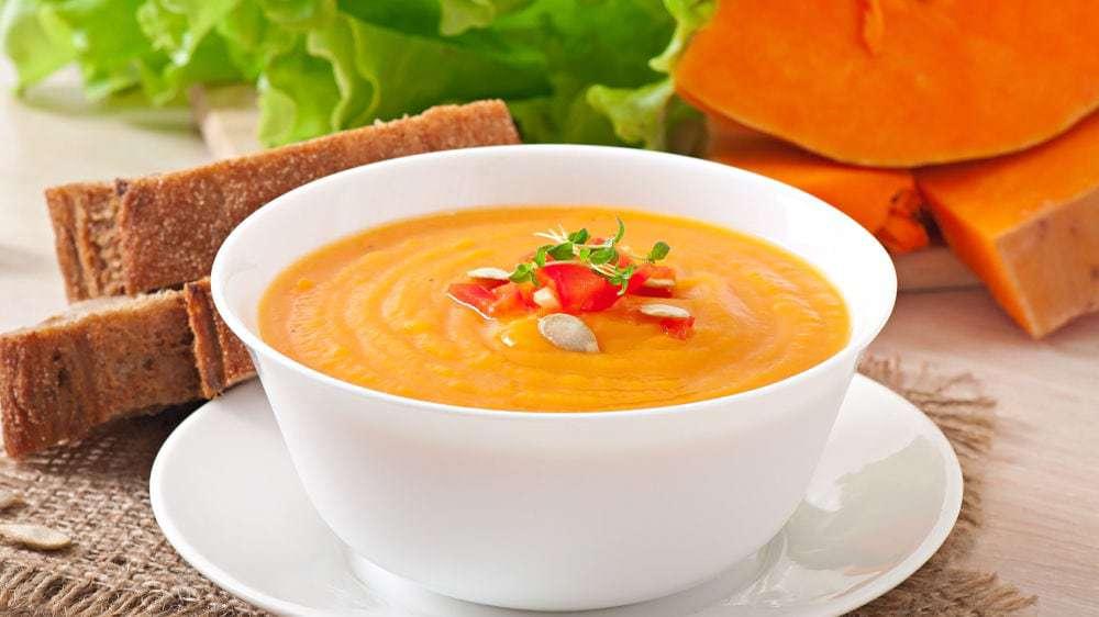 Recette de soupe pour maigrir